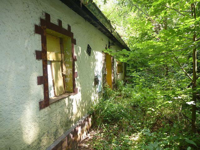 Vervallen boshuisje nu op huurkoop hollandstadt for Huurkoop woning